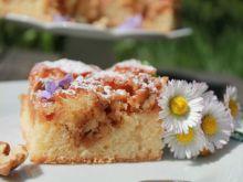 Pszczółka- ciasto ucierane z orzechami
