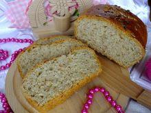 Pszenno - żytni chleb na drożdżach