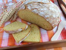 Pszenno - żytni chleb z dynią na zakwasie