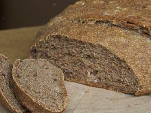 Pszenno-żytni chleb z łuską gryczaną