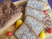 Pszenno-żytni chleb z siemieniem na drożdżach