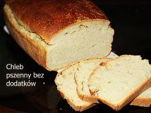 Pszenny chleb bez dodatków