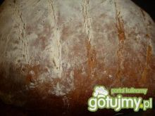 Pszenny chleb czosnkowy