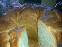 Pszenny chleb na drożdżach z oregano