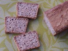 Pszenny chleb na zakwasie z czarnuszką