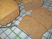 Pszenny chleb z płatkami jaglanymi