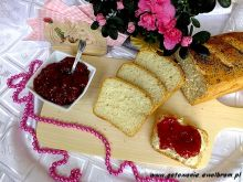Pszenny chlebek na drożdżach