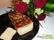 Pszenny chlebek z ziarnami dyni