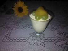 Ptasie mleczko z owocami
