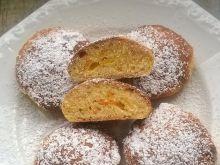 Puchate ciasteczka owsiane z marchewką