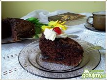 Pudding czekoladowy