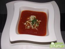 Pudliszkowy krem pomidorowo-kapuściany