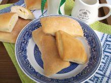 Pulchne poduszeczki z białym serem