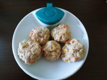Pulpeciki mięsno - warzywne dla dziecka