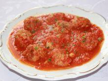Pulpeciki w czerwonym sosie