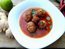 Pulpeciki w sosie pomidorowo-kokosowym