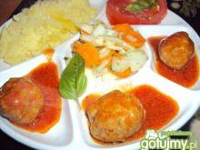 Pulpeciki w sosie pomidorowym wg przejs