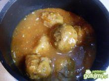 Pulpeciki w sosie wg meli