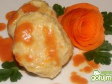Pulpeciki z manną i marchewką