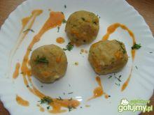 Pulpeciki z mintaja z warzywami
