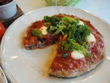 Pulpet-pizza z mięsa