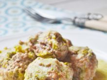 Pulpety mięsno - brokułowe