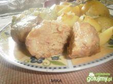 Pulpety w sosie koperkowym 4