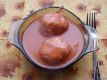 Pulpety w sosie paprykowym