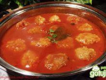 Pulpety w sosie pomidorowym 3