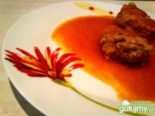 Pulpety w sosie pomidorowym 8