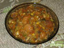Pulpety w warzywnym sosie