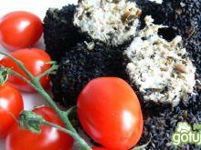 Pulpety wieprzowo -drobiowe w sezamie