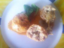 Pulpety z serem w sosie pomidorowym