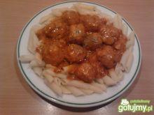 Pulpety z serem w sosie pomidorowym(2)