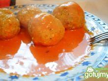 Pulpety z sosem pomidorowym