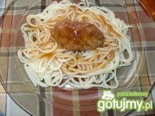Pulpety z sosem pomidorowym 2