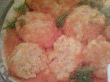 Pulpety z warzywami