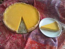 Pumpkin pie ze skórką pomarańczową