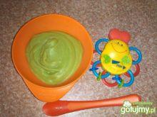 Puree z brokuła i ziem. dla niemowlaka