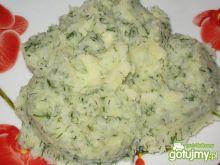 Puree z ziemniaków i kalafiora