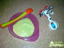 Puree ziemniaczane dla niemowlaka