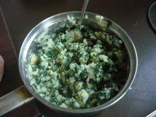 Puree ziemniaczane z jarmużem