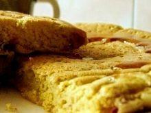 Puszysty omlet śniadaniowy