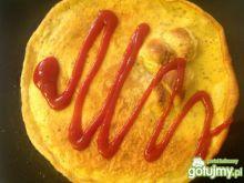Puszysty omlet wg. mojego taty :)