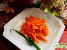 Pyszna marchewka słodko-ostra