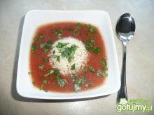 Pyszna pomidorówka wg aginaa