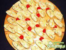 Pyszna przekąska z tortilli
