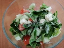Pyszna sałatka do grillowanych potraw