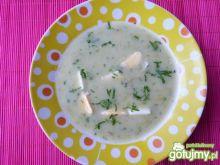 Pyszna szczawiowa zupa z jajkami