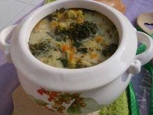 Pyszna zupa brokułowa
